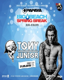Papaya Club - Zrce Beach - 31.05.